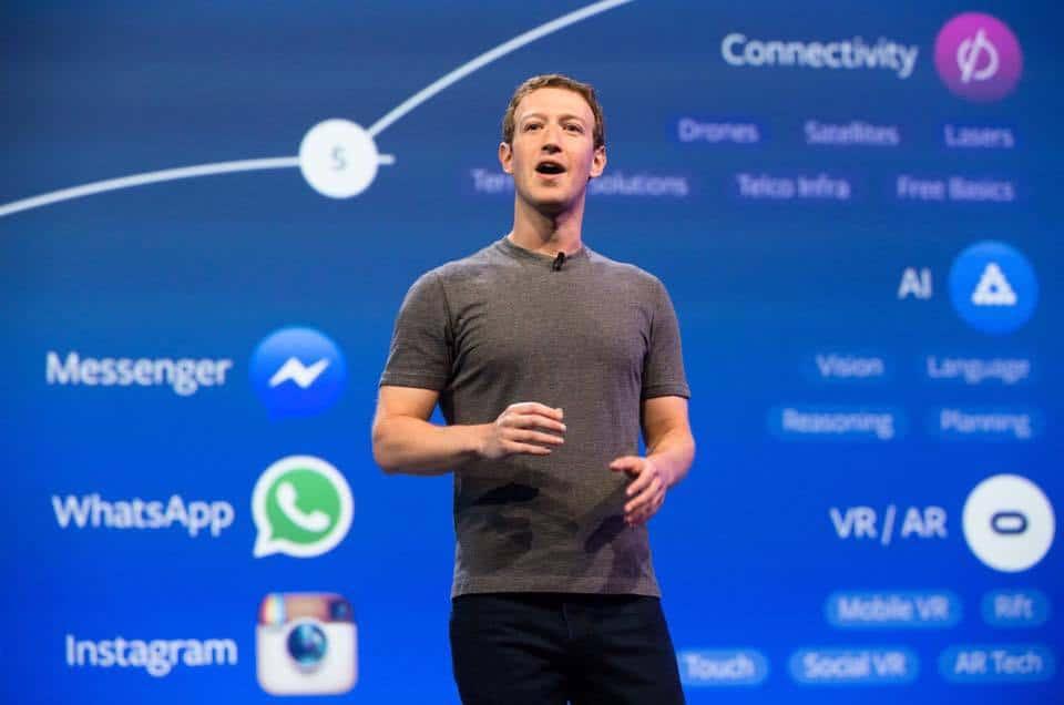 Марк Зукърбърг отказва да се поучи от грешките си. Снимка: https://www.facebook.com/zuck