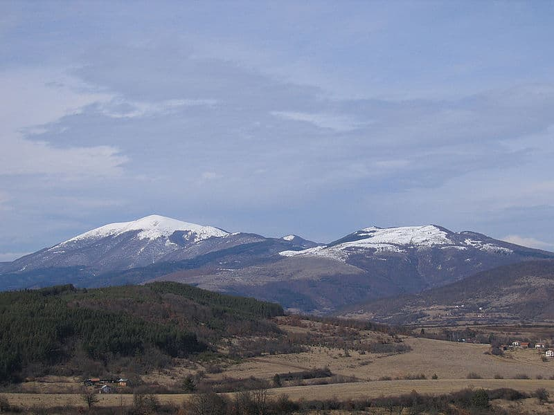 Зони по НАТУРА 2000 в Руй планина попадат в територията на концесионната площ. Снимка: Wikimedia Commons