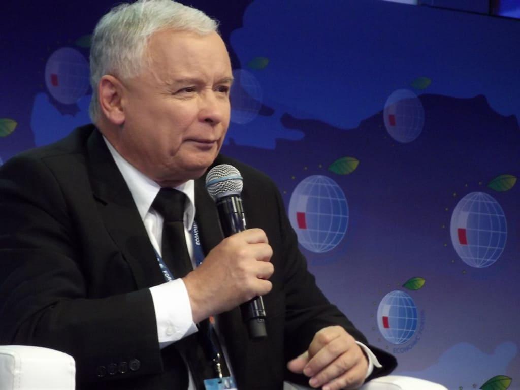 Ярослав Качински. Снимка: Уикипедия