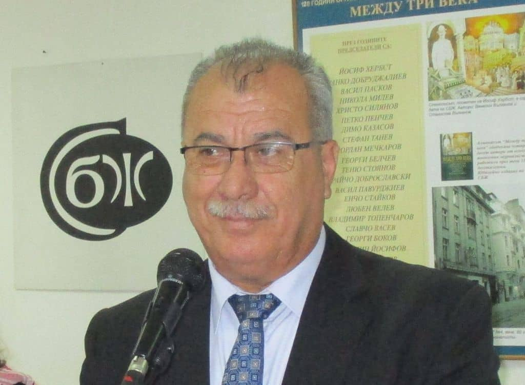 Мохамед Барака, палестински политик от Израел. Снимка: Къдринка Къдринова