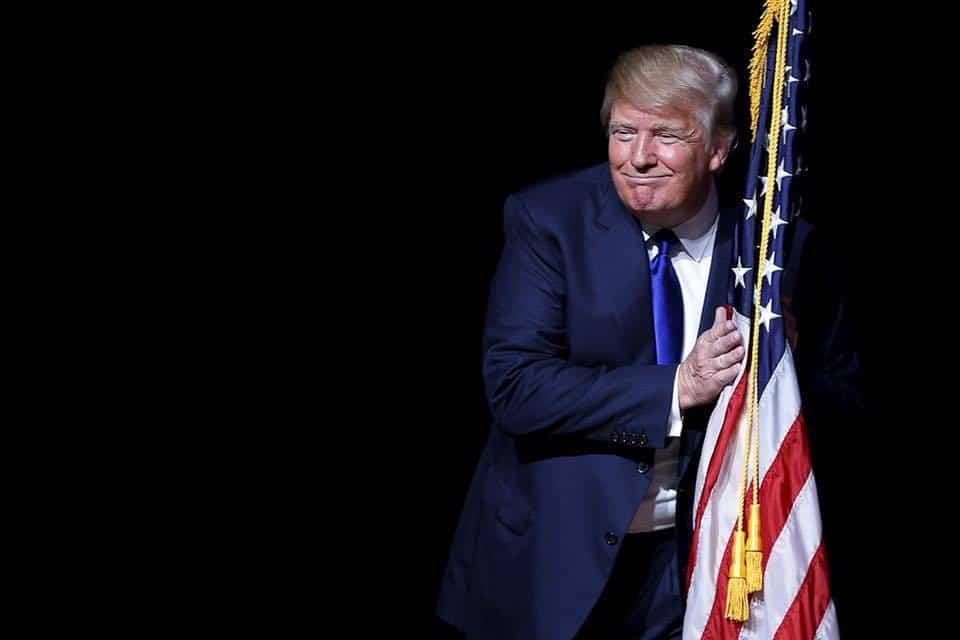 Снимка: facebook.com/DonaldTrump