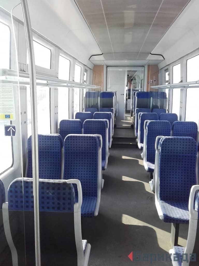 Пътниците във влаковете намаляват постоянно в последните повече от десет години, което е индикатор за провежданата политика в сектора. Снимка: Барикада