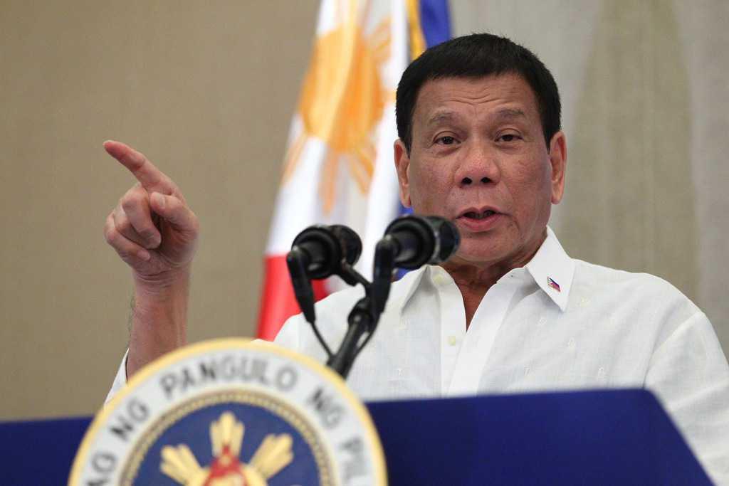 Родриго Дутерте хвърля международната общност в потрес, но популярността му сред избирателите във Филипините е безпрецедентна. Снимка: Wikimedia commons