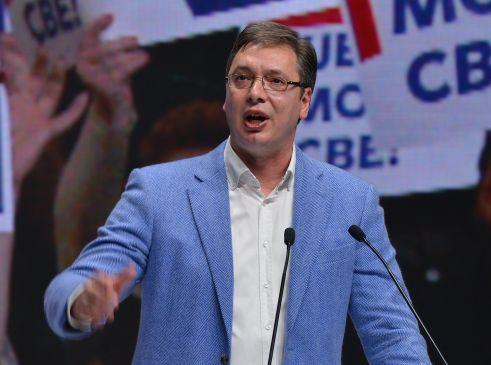 Александър Вучич. Снимка: sns.org.rs