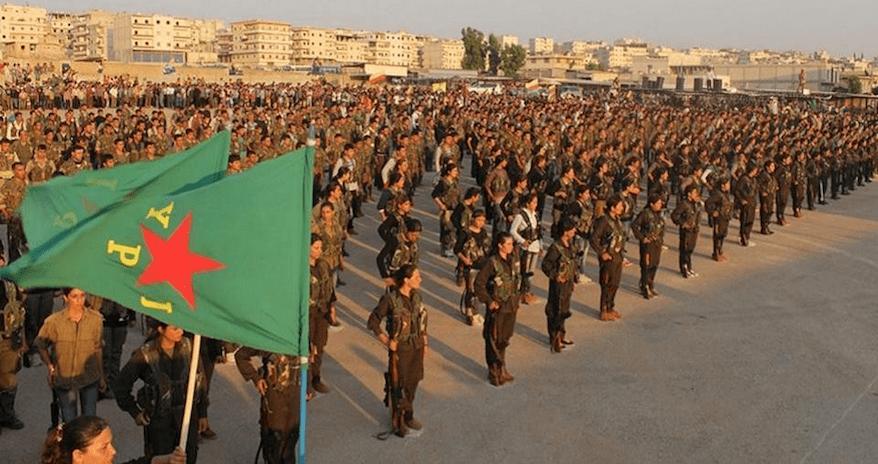 YPG съобщава за 20 загинали и още 18 ранени при удара срещу техен щаб в Северозападна Сирия. Дванадесет от жертвите са били от изцяло женските военни подразделения  YPJ.
