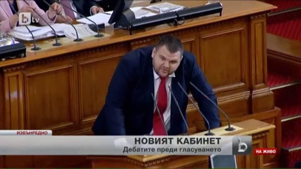 Делян Пеевски няма защо да е недоволен. Снимка: bTVNovinite