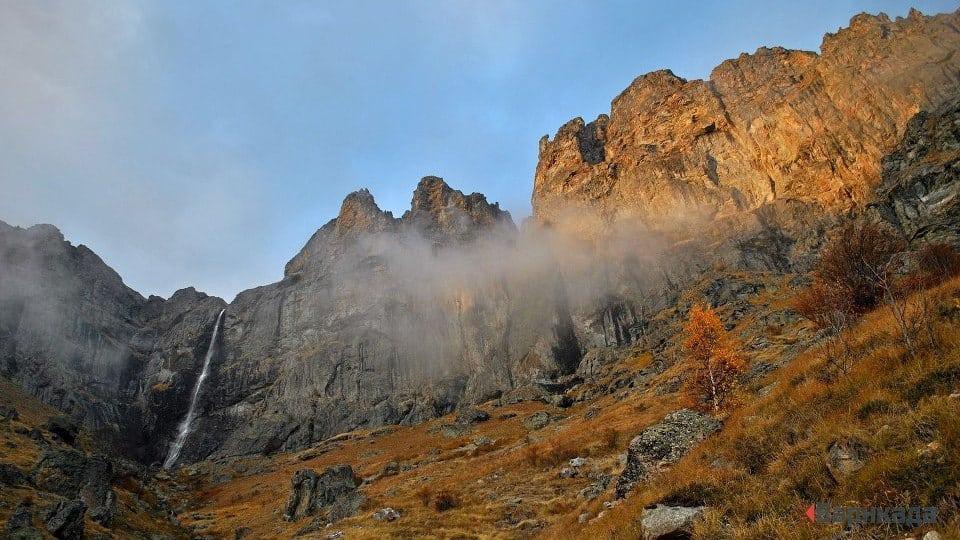 """Живеещите в близост до национален парк """"Централен Балкан"""" са още по-категорични, че природата не бива да се жертва за сметка на икономическия растеж. Снимка: Барикада"""