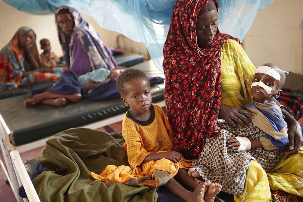 В последната голяма криза в Сомалия около 100 000 деца починаха заради глад. Снимка: Andy Hall/Oxfam