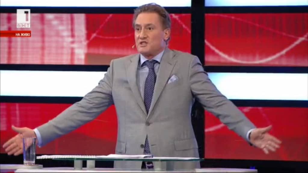 О, Музо, възпей оня гибелен гняв на Кирила Лудогорски. Снимка: БНТ