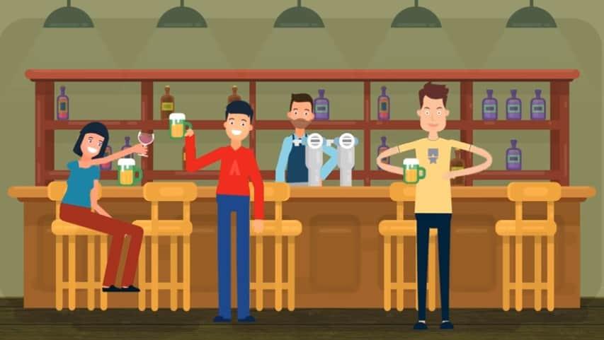 Работа има, колкото искаш, но младежите предпочитат да пият бира по градинки и кръчми, според Министерството на труда и социалната политика.