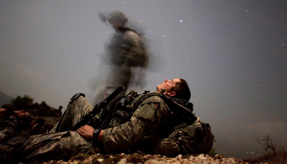 Американски войници в Афганистан. Снимка: La Vanguardia