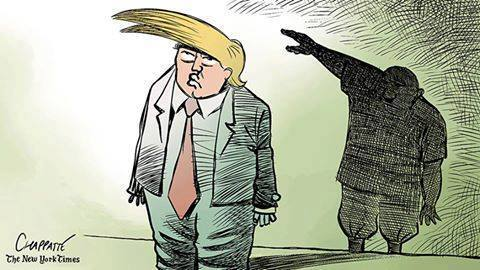 Patrick Chappatte, The New York Times