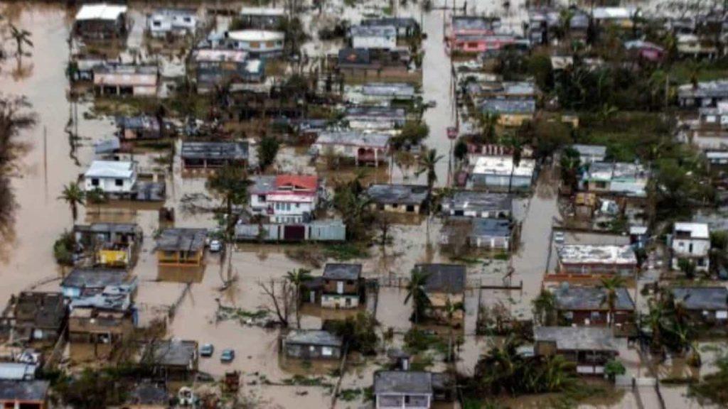 Половината население на Пуерто Рико още няма достъп до чиста питейна вода. Снимка: Twitter