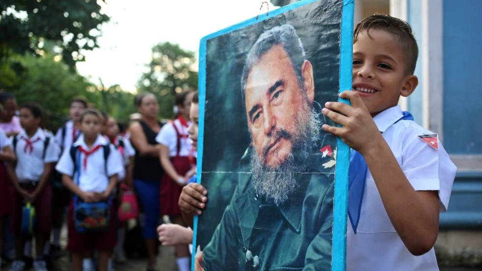Фидел остава неделима част от Куба. Снимка: Granma