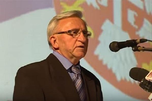 Генерал Владимир Лазаревич. Снимка: YouTube