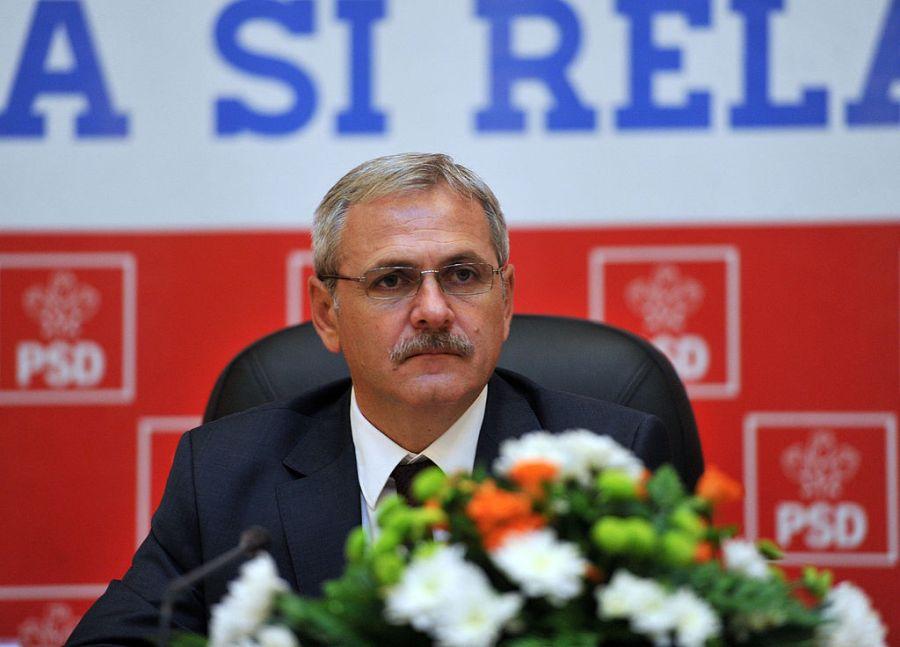 Лидерът на румънските социалдемократи и председател на долната камара на румънския парламент Ливия Драгну (снимка: Partidul Social Democrat, CC-BY 2.0, via Wikipedia Commons)