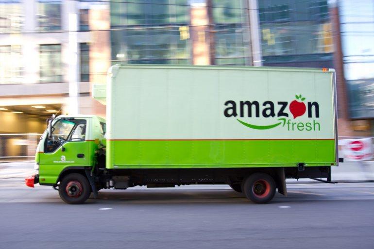 Amazon има множество наети доставчици. Снимка: Flickr / Atomic Taco