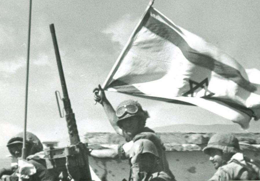 Израелски войник по време на войната Йом Кипур. Източник: jpost.com