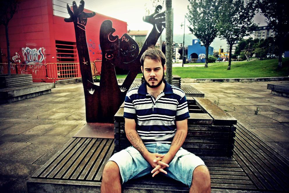 Рапарът Пабло Хасел. Снимка: JMАlvaesz.blog