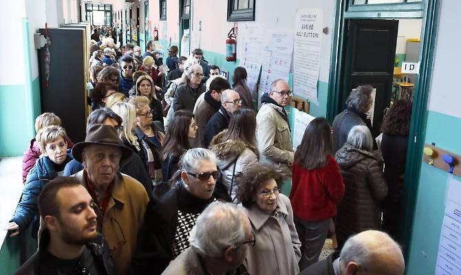 Вотът на италианските избиратели на 4 март бе наказателен за досегашното статукво. Снимка: gazettadiparma