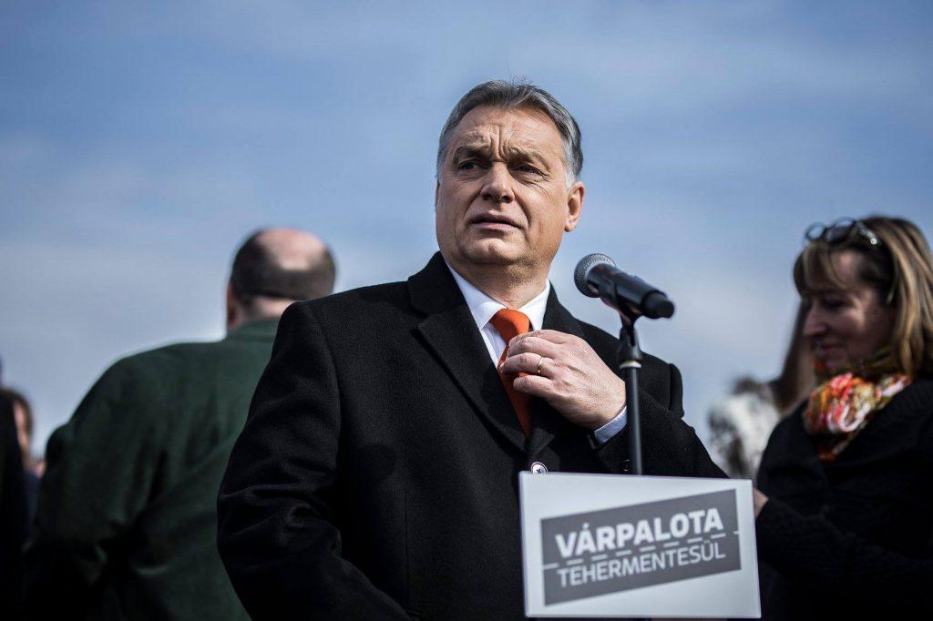 Виктор Орбан, снимка Facebook