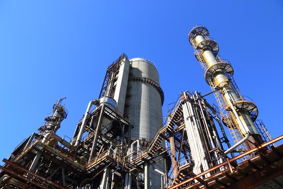 Изоставеният завод Химко - Враца. Снимка: Pixabay