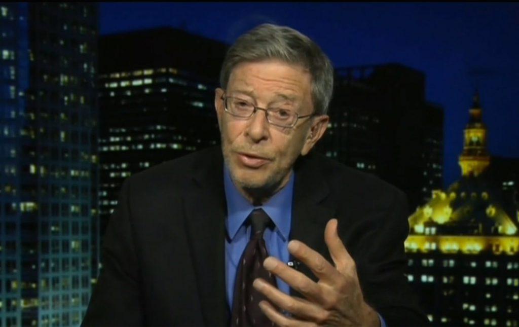 Професор Стивън Коен. Източник: thenation.com
