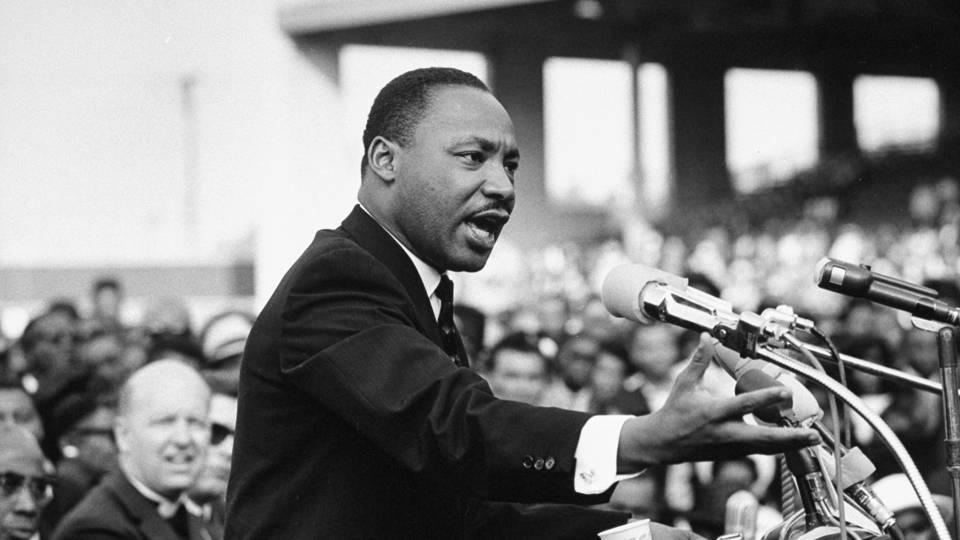Мартин Лутър Кинг Младщи