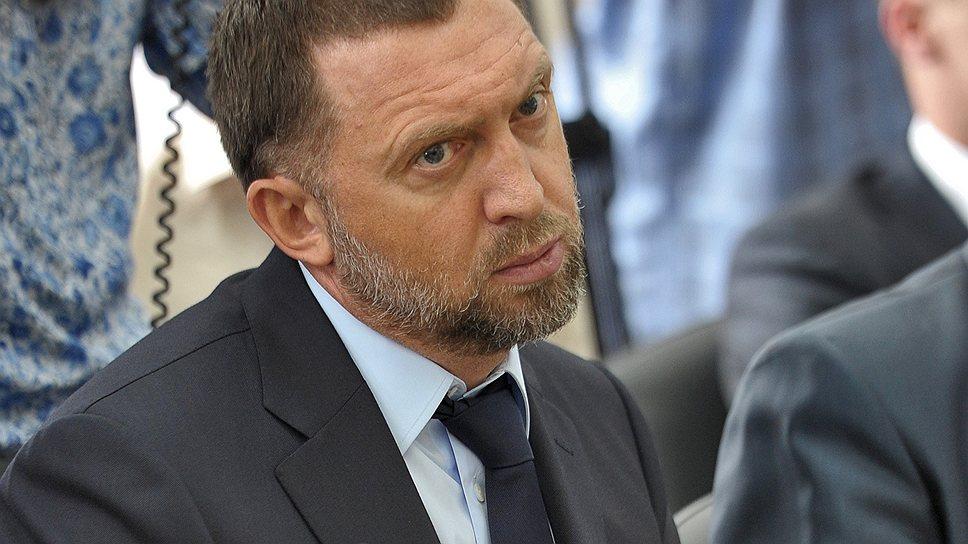 Бизнесът на Олег Дерипаска вероятно е просто косвена жертва на търговска война. Снимка: Комерсант
