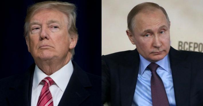 Как ли всъщност изглежда светът в главите на Тръмп и Путин? Илюстрация: Second Nexus