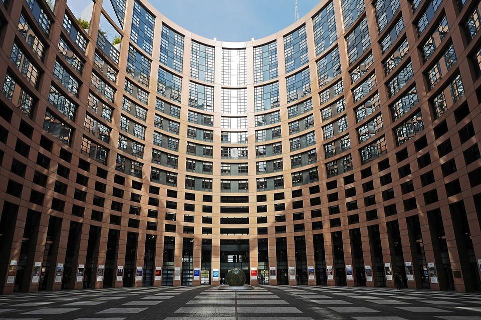 Европейският парламент. Снимка: Pixabay