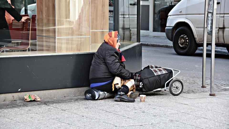 Делът на бедните нарастна до 23.4%. Снимка: Pixabay