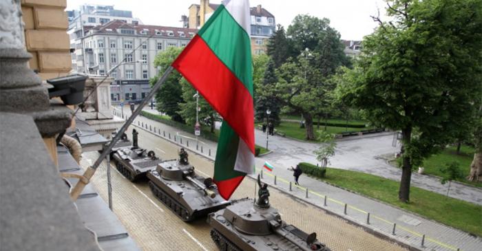 Снимка: Министерство на отбраната, mod.bg