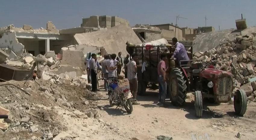 Намесата на външни сили сдонесе само страдание за сирийците. Снимка: Wikimedia Commons
