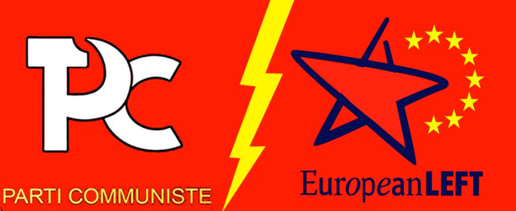 Белгийската компартия скъса с Партията на европейската левица. Снимка: In Defense of Communism