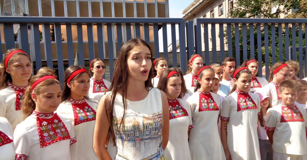 """Снимка: Къдринка Къдринова, """"Барикада"""""""