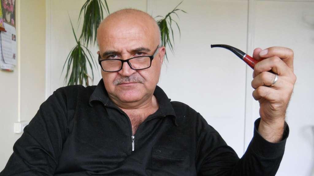 Проф. д-р Мохамад Абдала Алаахмад . Снимка: Оля Ал-Ахмед