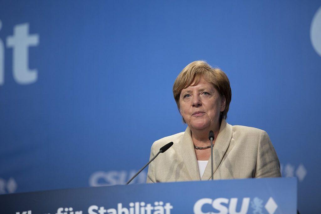 Вероятността Меркел да изкара пълен мандат начело на правителството става все по-малка. Снимка: Wikimedia Commons