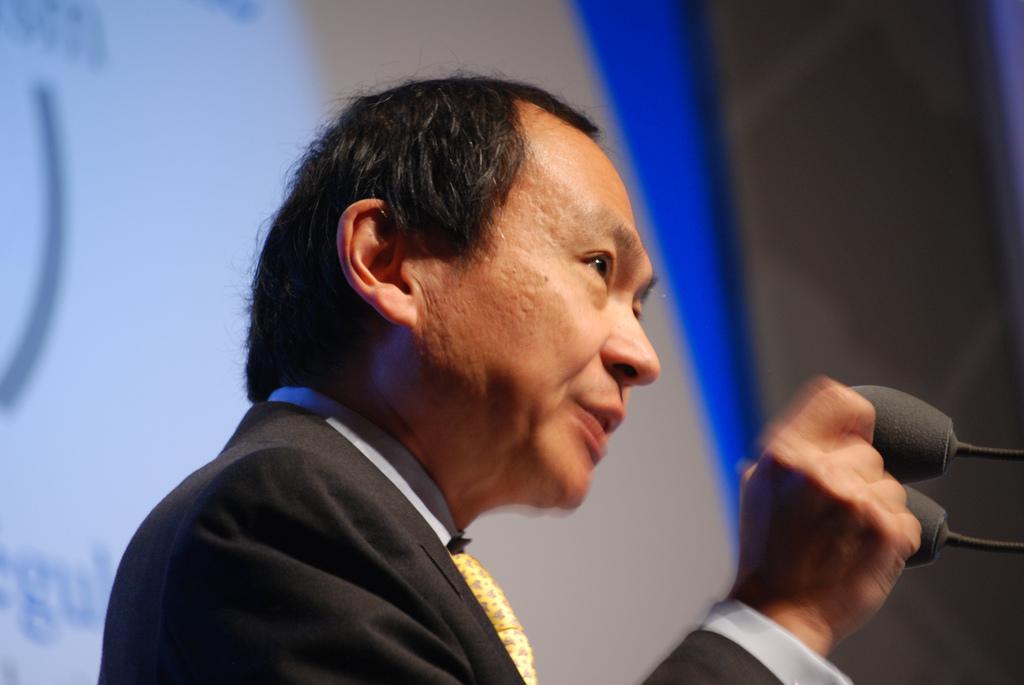 Франсис Фукуяма. Снимка: Wikipedia