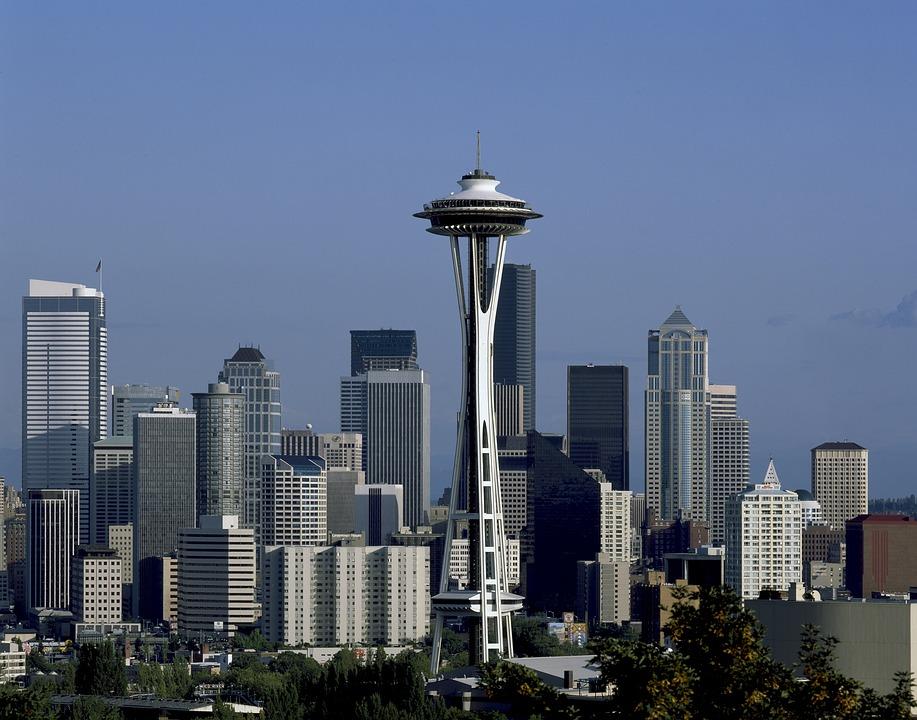 Икономическият растеж в Сиатъл не бе спънат от повишаването на минималното почасово заплащане, както вещаеха десните тинк-танкове. Снимка: pixabay.com