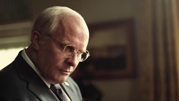 """Във филма """"Вице"""" Крисчън Бейл отново се превъплащава в американски психар - този път вицепрезидента Дик Чейни."""