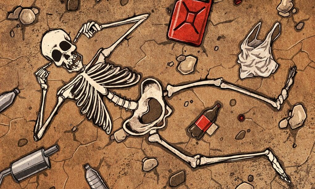 Илюстрация: Ben Jennings, Guardian