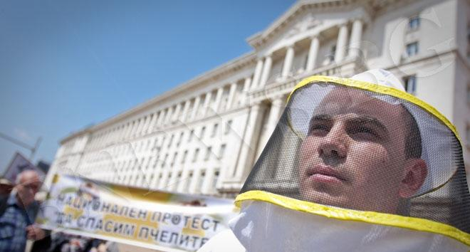 Снимка:  Обединен Български Пчеларски Съюз