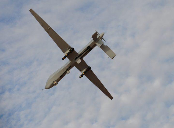 Дроновете, сеещи смърт в Йемен, се управляват от военни бази на хиляди километри. Снимка: US Air Force