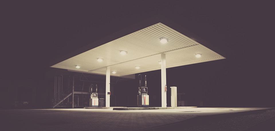 бензиностанция