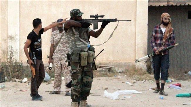 Милициите са истинските господари на Триполи