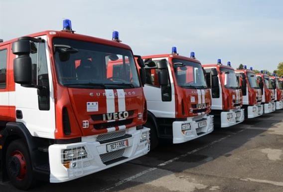 Закупуването на противопожарна техника по европроекти има скромен ефект, ако после няма средства за поддръжката ѝ. Снимка: ГДПБЗН