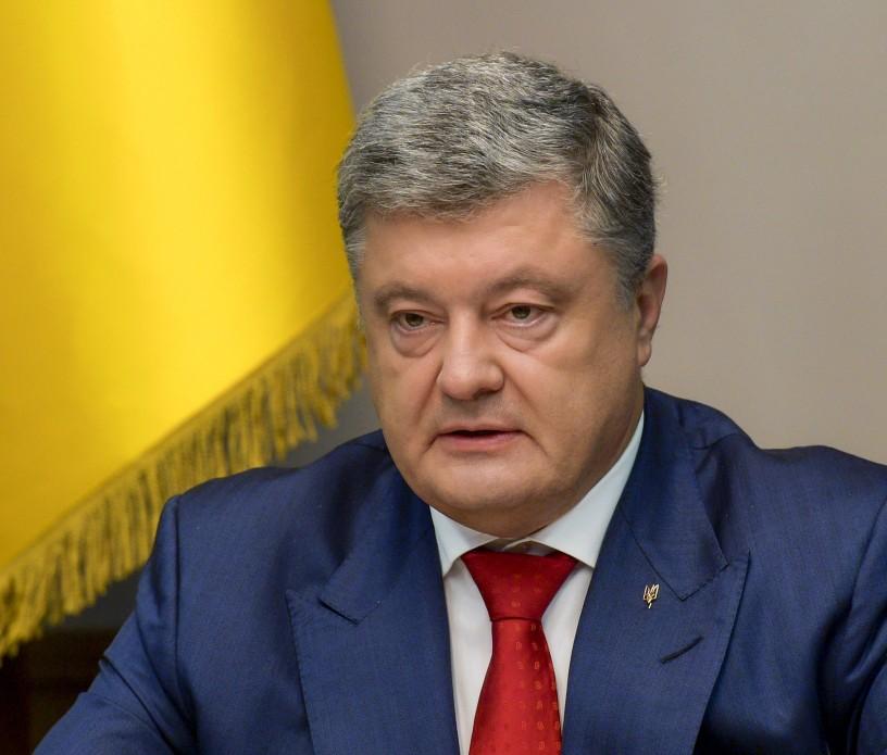 Петро Порошенко има слаби шансове да спечели изборите, поради което залага на нациланизлъм и страх. Снимка: Wikimedia Commons