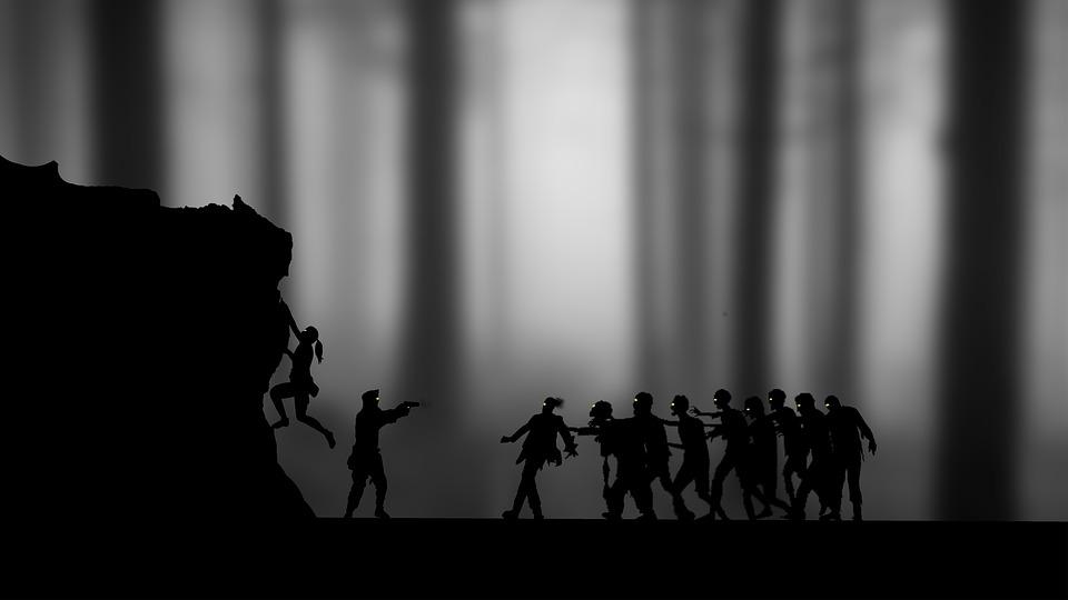 Маниакалната обсебеност от вражеската заплаха по времето на социализма днес се е вселила в неговите отрицатели. Илюстрация: Pixabay