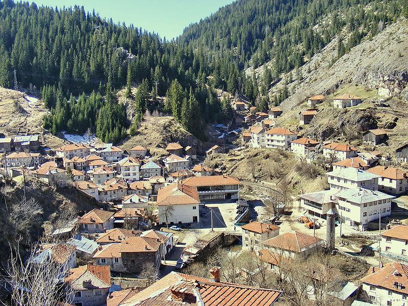 Родопското село Мугла. Снимка: Уикипедия